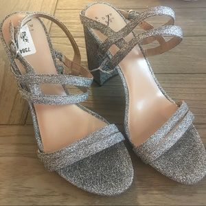 A New Day Heel Shoes. Size 11.
